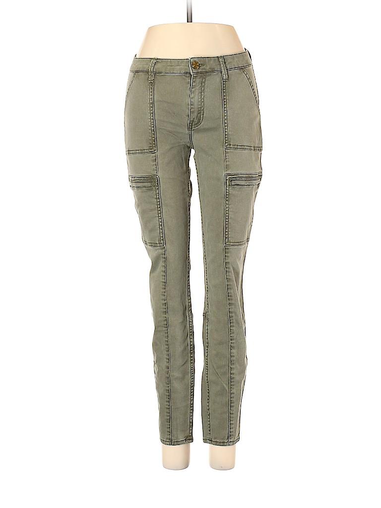 Abercrombie & Fitch Women Cargo Pants 25 Waist