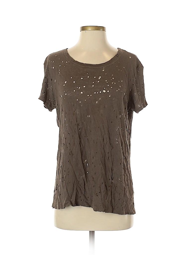 Michael Stars Women Short Sleeve T-Shirt One Size