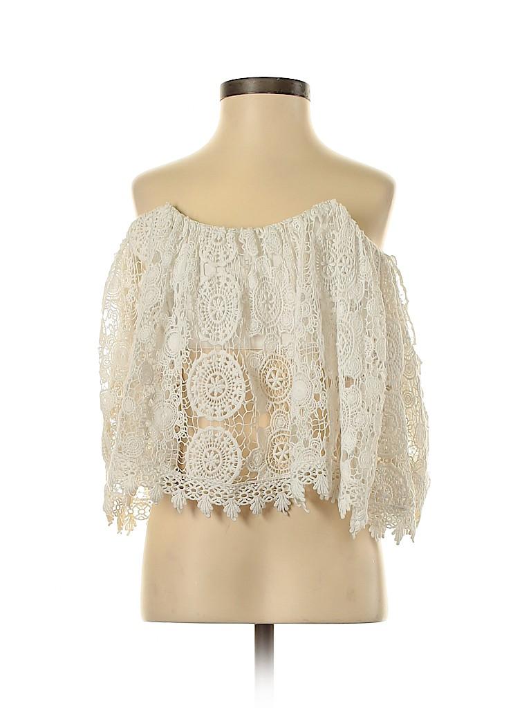 Tularosa Women Short Sleeve Top Size XS