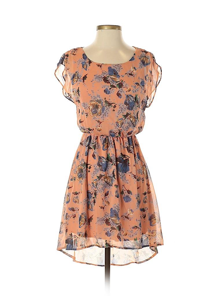 Lush Women Casual Dress Size XS