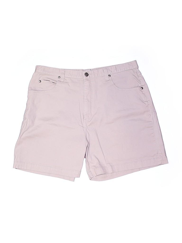Cherokee Women Shorts Size 18 (Plus)