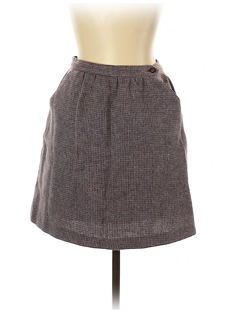 Assorted Brands Women Wool Skirt Size 11
