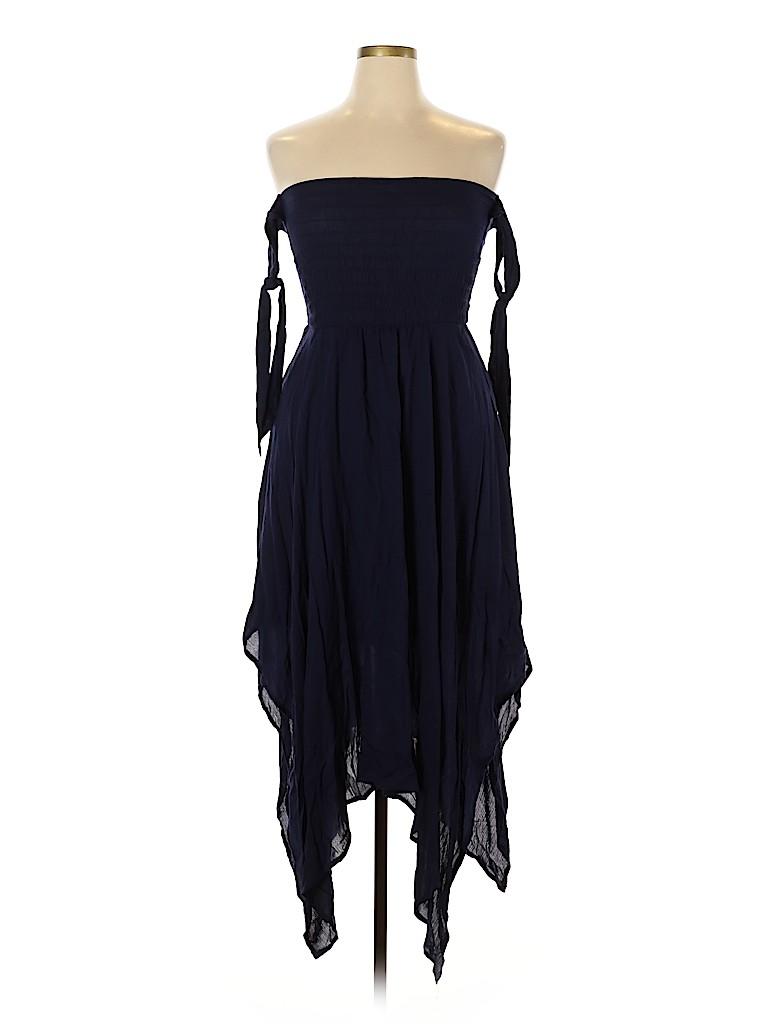 Indigo Rein Women Casual Dress Size L