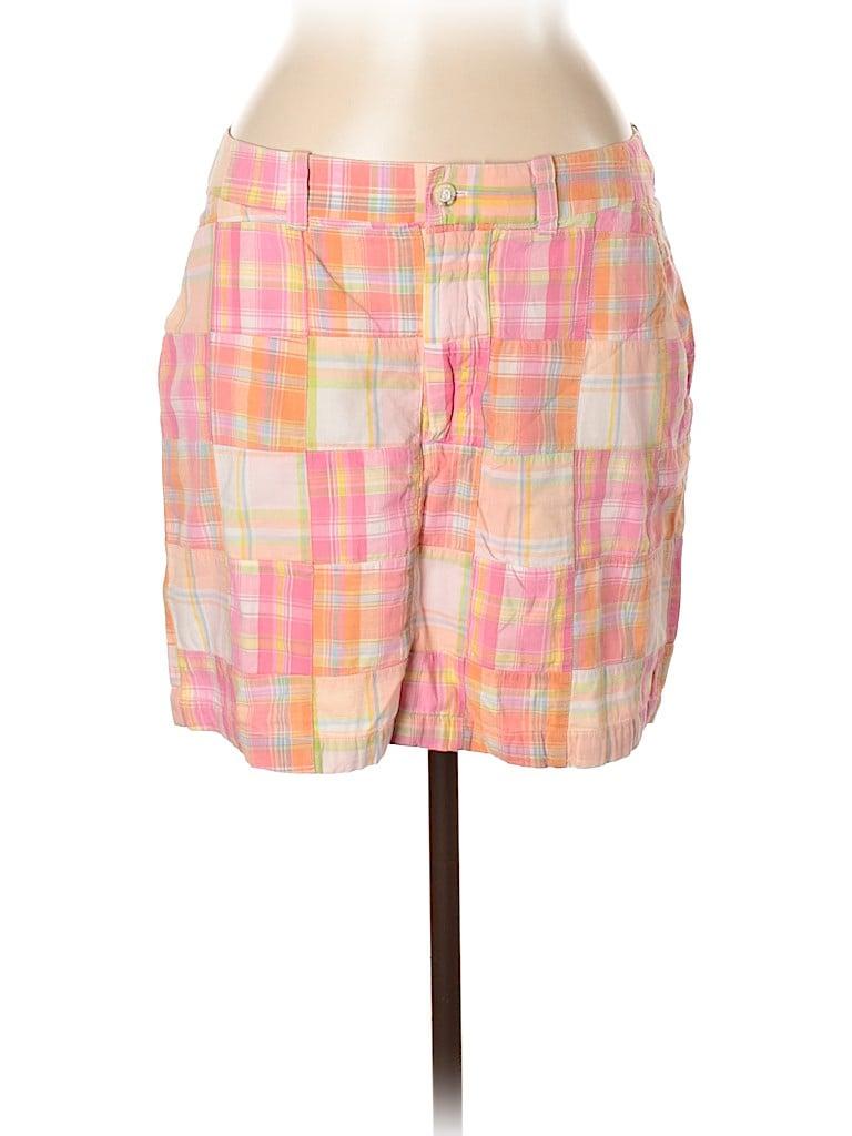 Cape Madras Women Casual Skirt Size 8