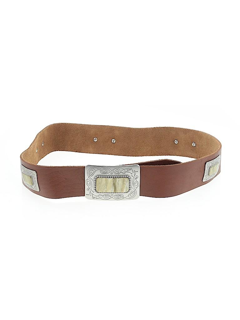 Express Women Leather Belt Size L