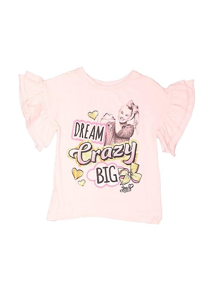 Nickelodeon Girls Short Sleeve Top Size 6X