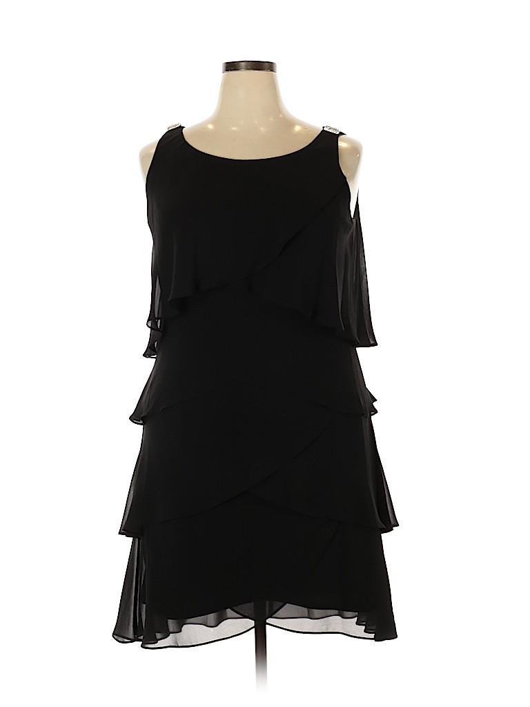 SLNY Women Cocktail Dress Size 18 (Plus)