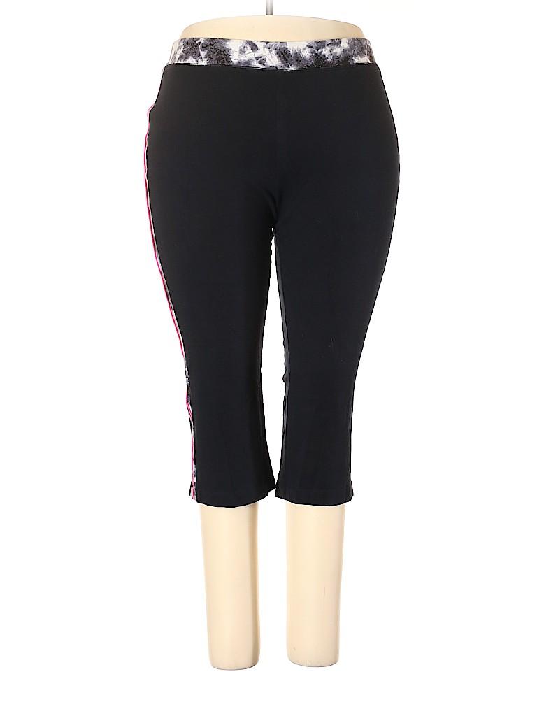 Catherines Women Active Pants Size 1X (Plus)