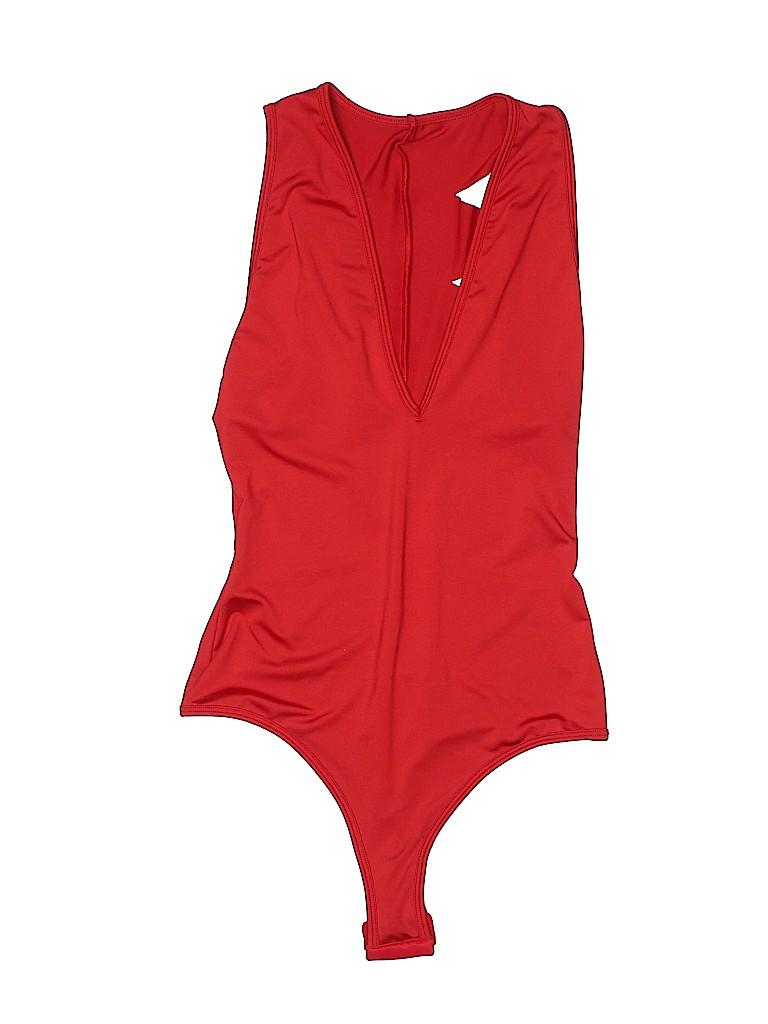 Assorted Brands Women Bodysuit Size L