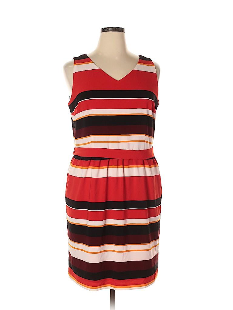 Lands' End Women Casual Dress Size 16