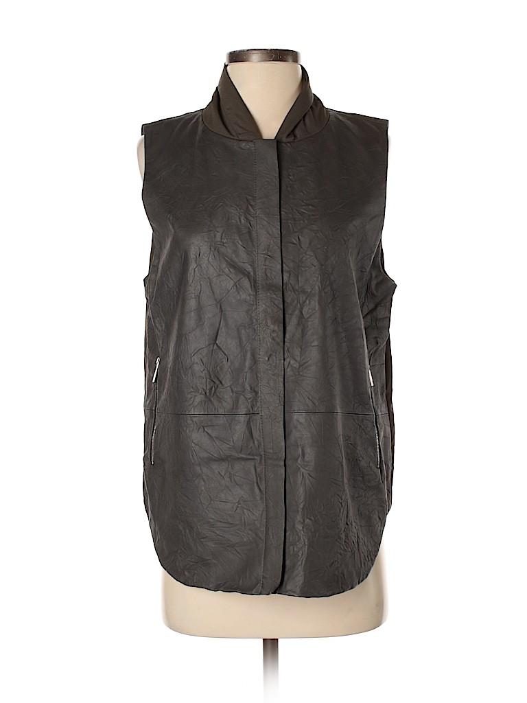 Lafayette 148 New York Women Vest Size S