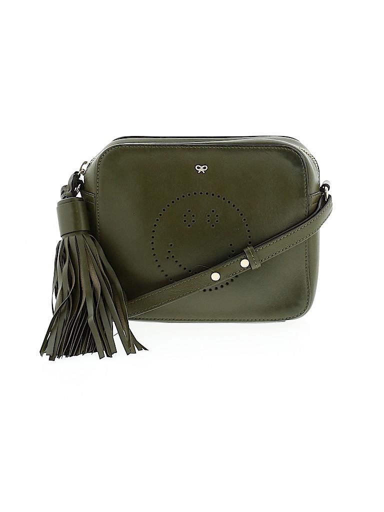Anya Hindmarch Women Leather Crossbody Bag One Size