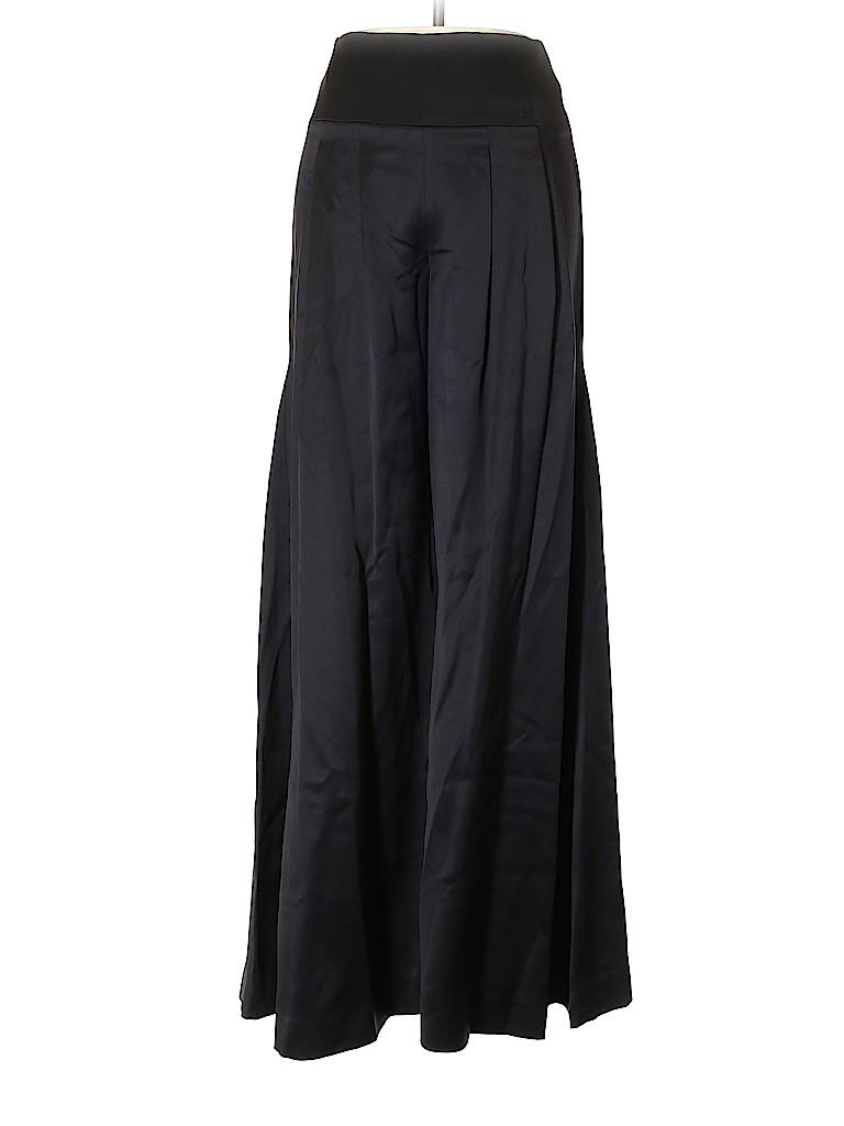 Chanel Women Silk Pants Size 34 (EU)