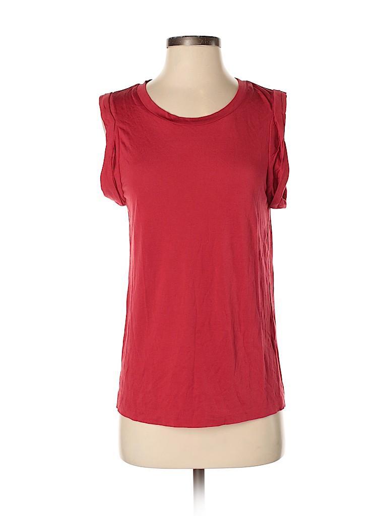 3.1 Phillip Lim Women Short Sleeve Silk Top Size M