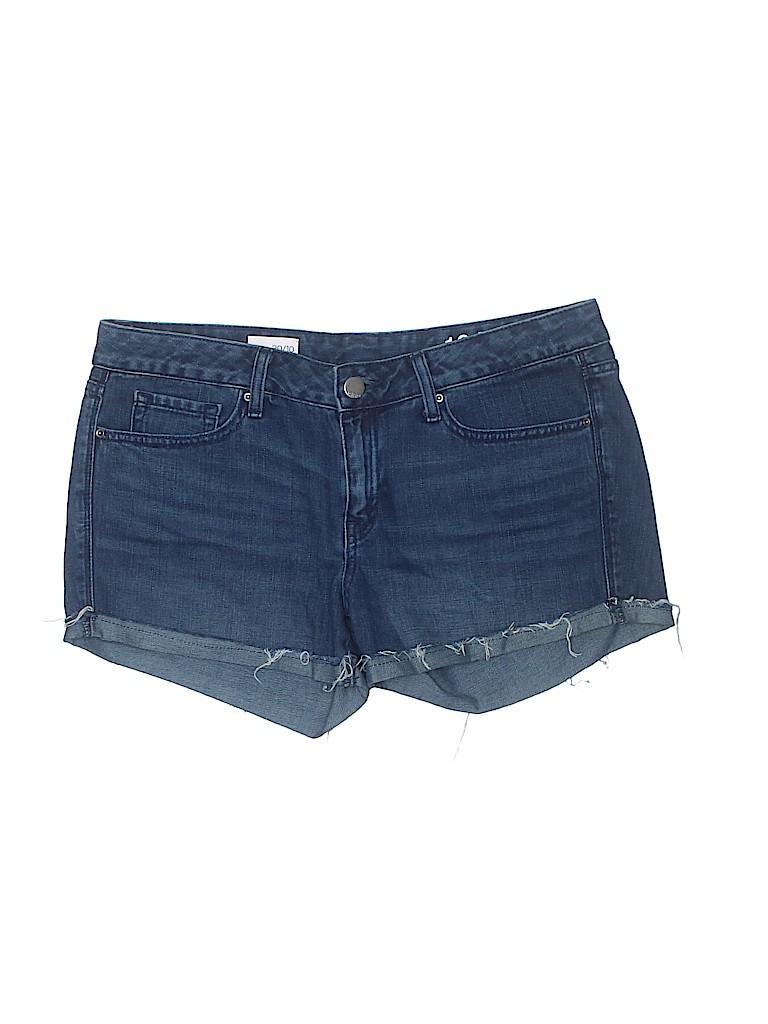 Gap Women Denim Shorts Size 10