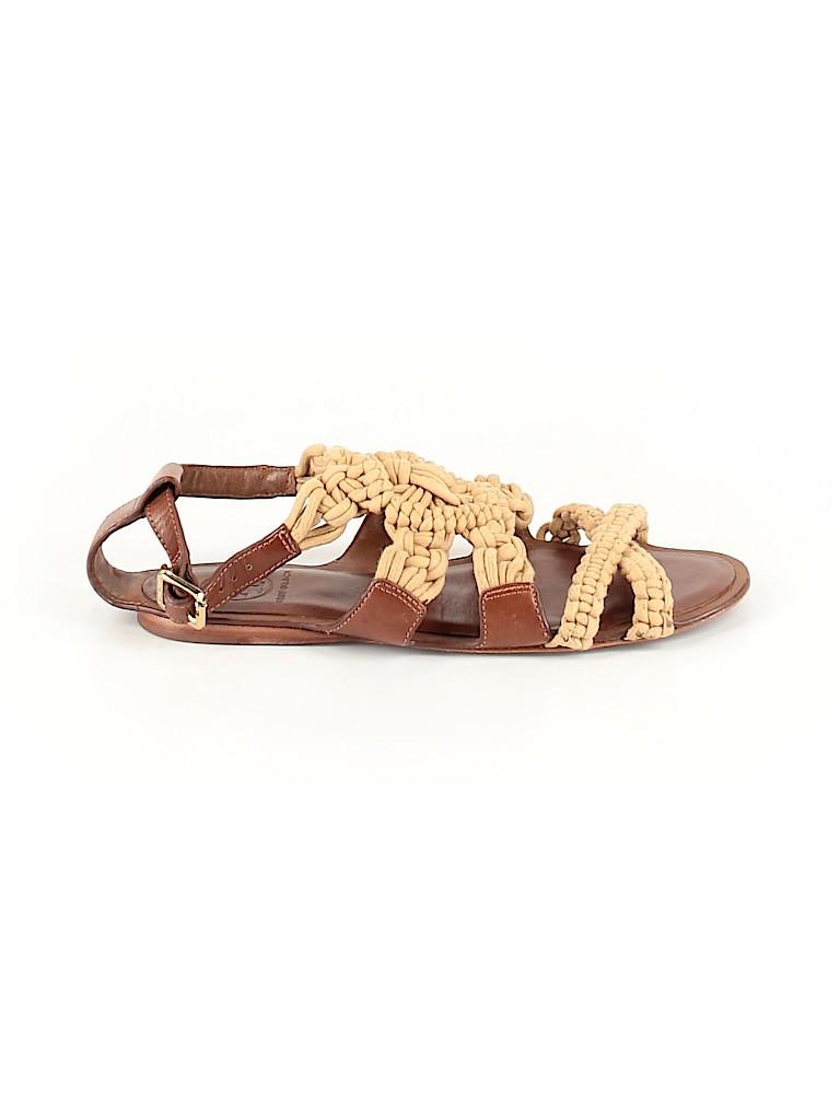 Tory Burch Women Sandals Size 8