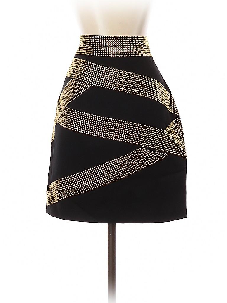 Robert Rodriguez Women Silk Skirt Size 4