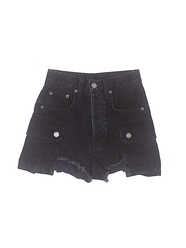 Carmar Women Denim Shorts 23 Waist