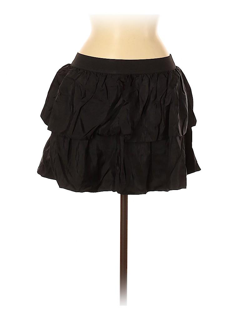 Forever 21 Women Silk Skirt Size M