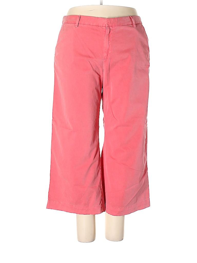 Gap Women Khakis Size 20 (Plus)