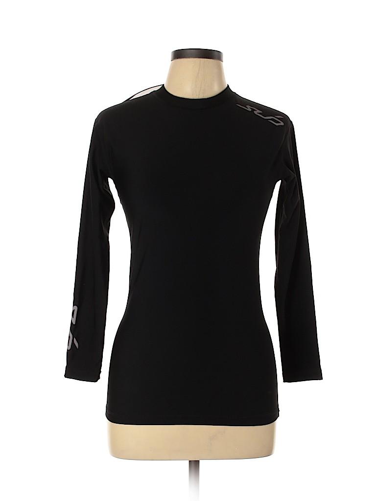 Assorted Brands Women Active T-Shirt Size L
