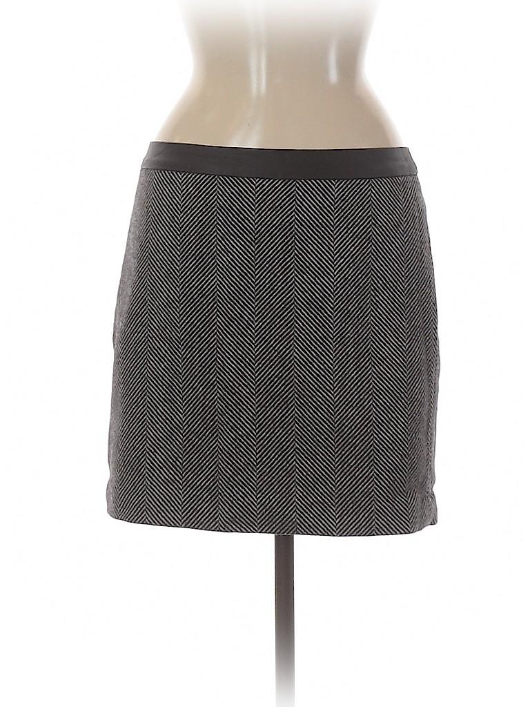 Banana Republic Factory Store Women Wool Skirt Size 6