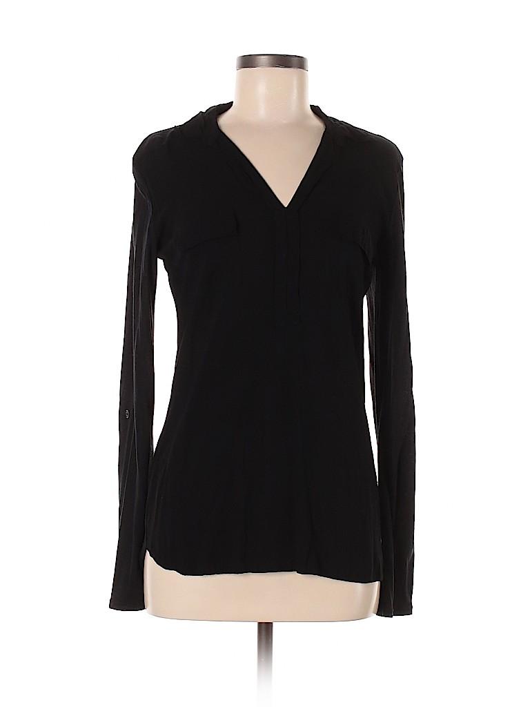 Splendid Women Long Sleeve Blouse Size S