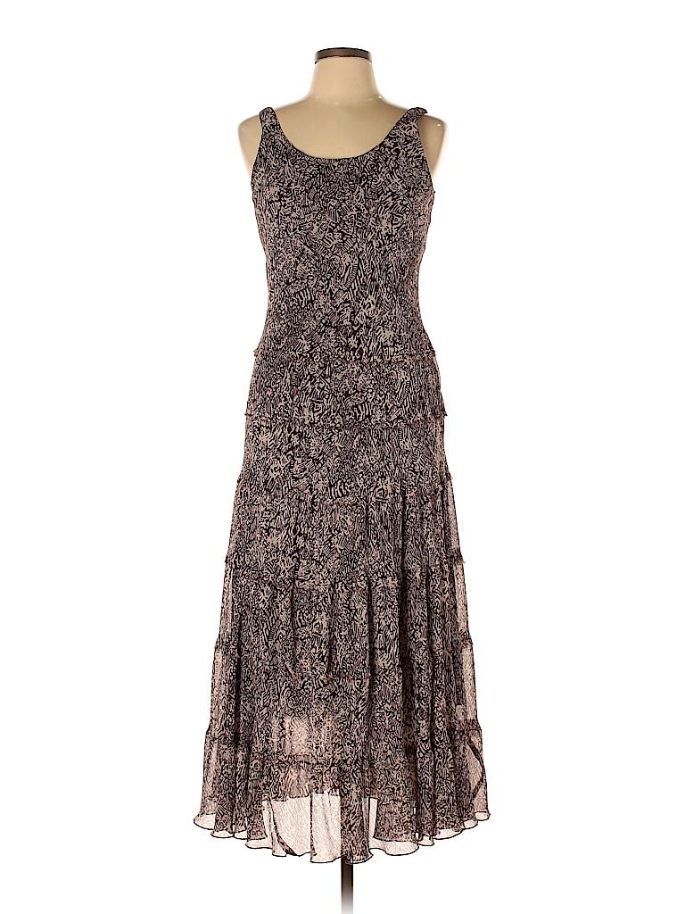 Jones New York Women Casual Dress Size 10 (Petite)