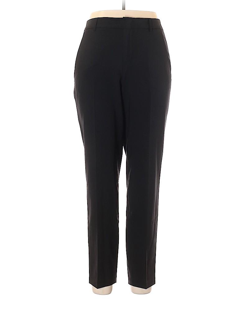 Vince. Women Wool Pants Size 14