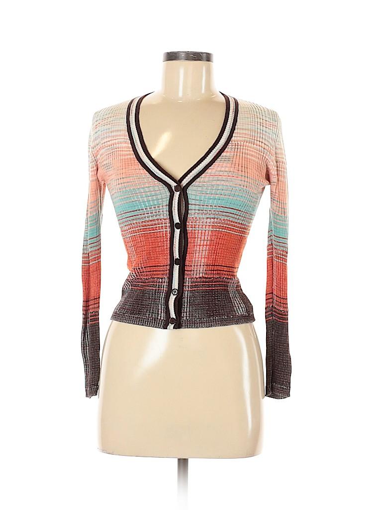 M Missoni Women Cardigan Size 40 (IT)
