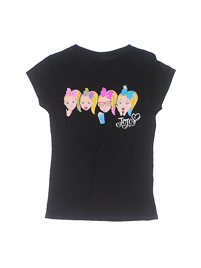 Nickelodeon Girls Short Sleeve T-Shirt Size 6 - 6X