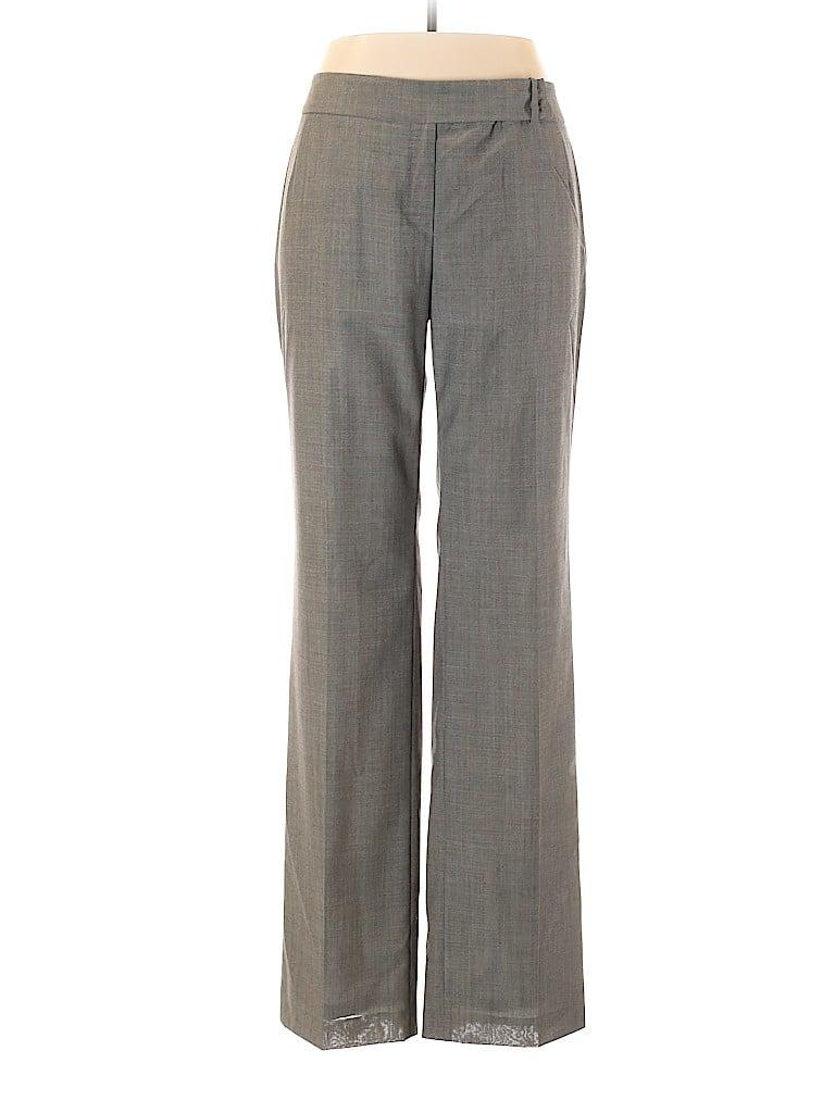 AKRIS for Bergdorf Goodman Women Wool Pants Size 14