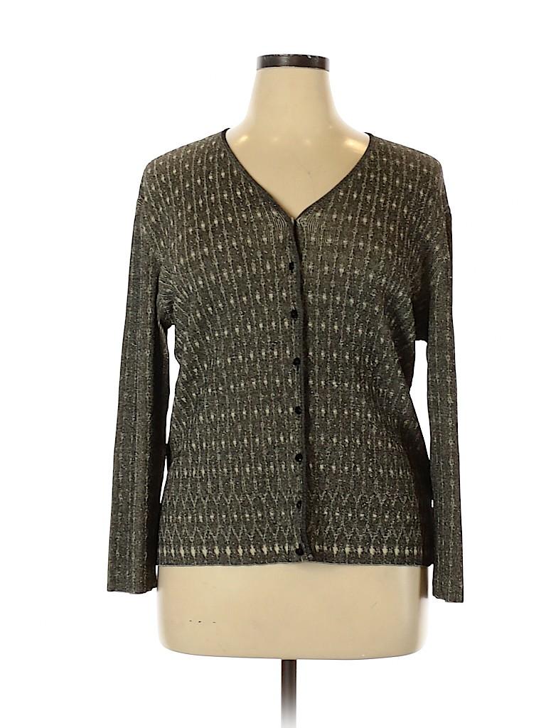 Jones New York Women Cardigan Size XL