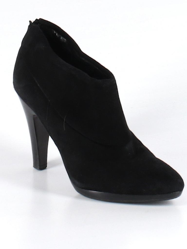 dacd792535 Banana Republic Dark Green Gray Ankle Boots Size 7 1/2 - 81% off ...