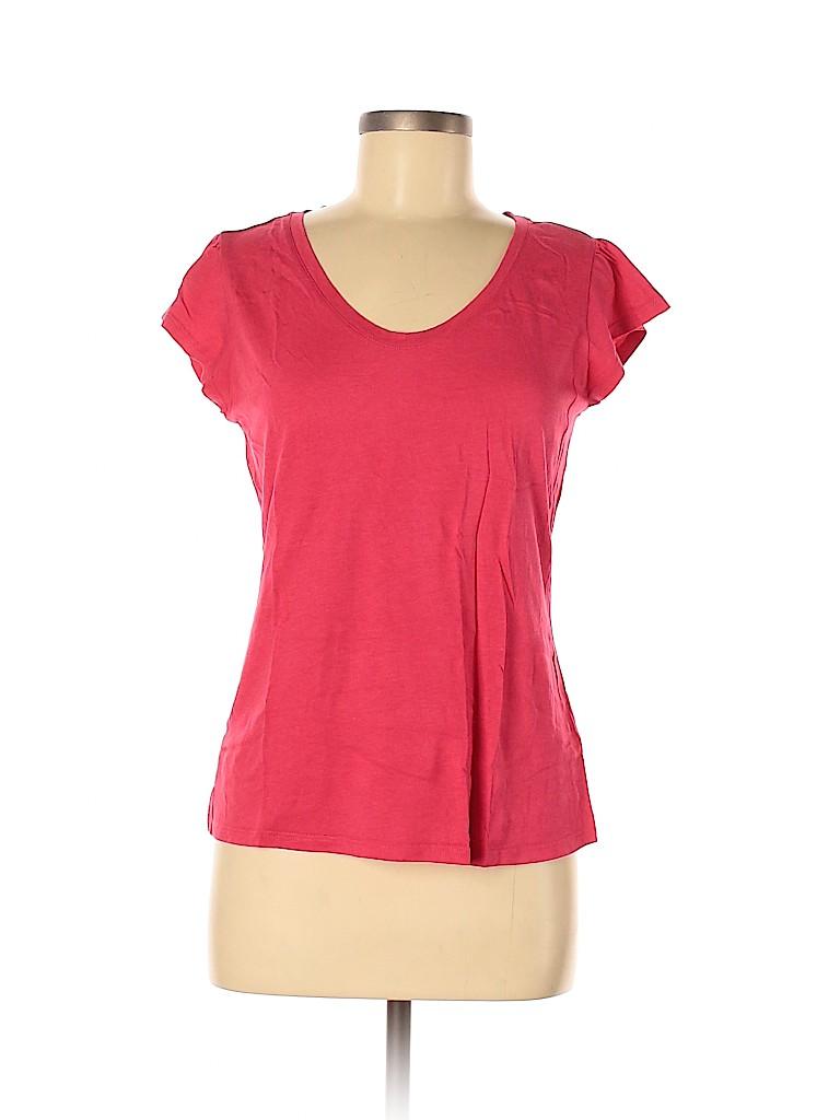 Boden Women Short Sleeve T-Shirt Size 8