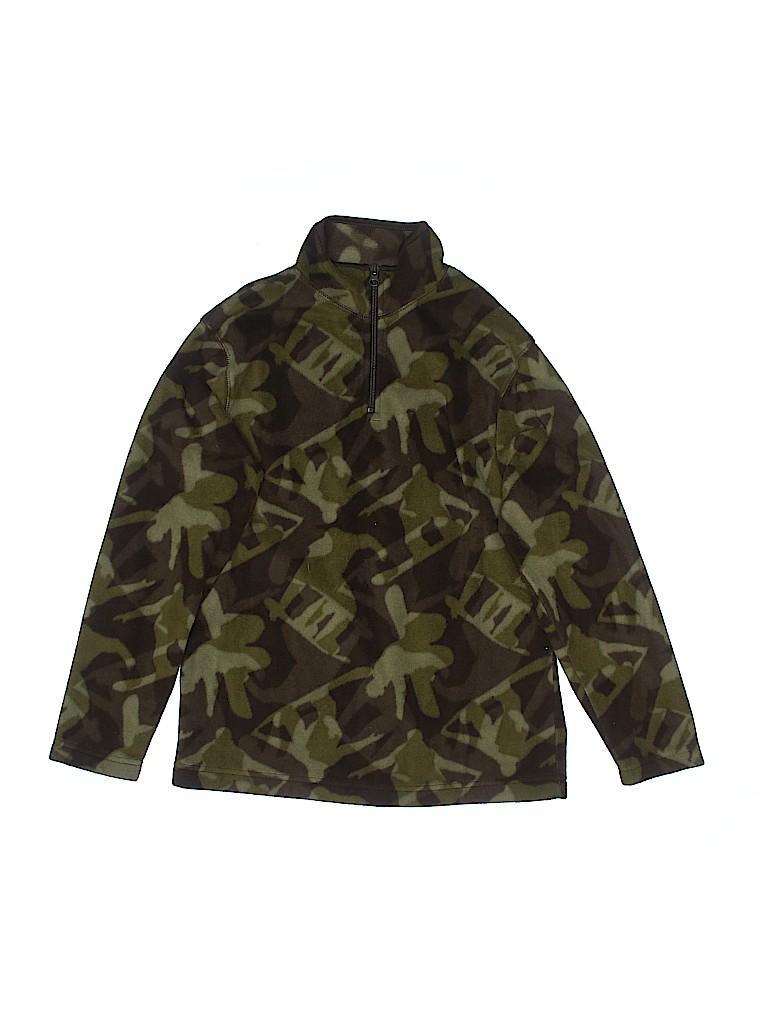 Old Navy Boys Fleece Jacket Size L (Kids)