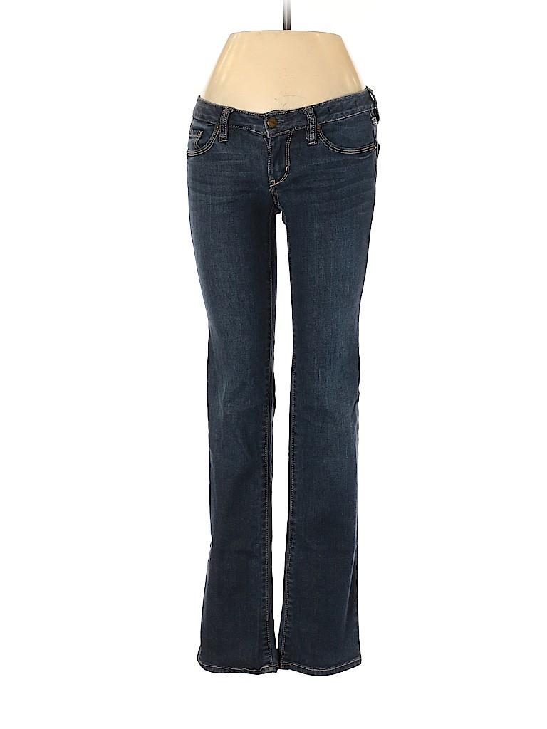 Bullhead Black Women Jeans ONE SIZE