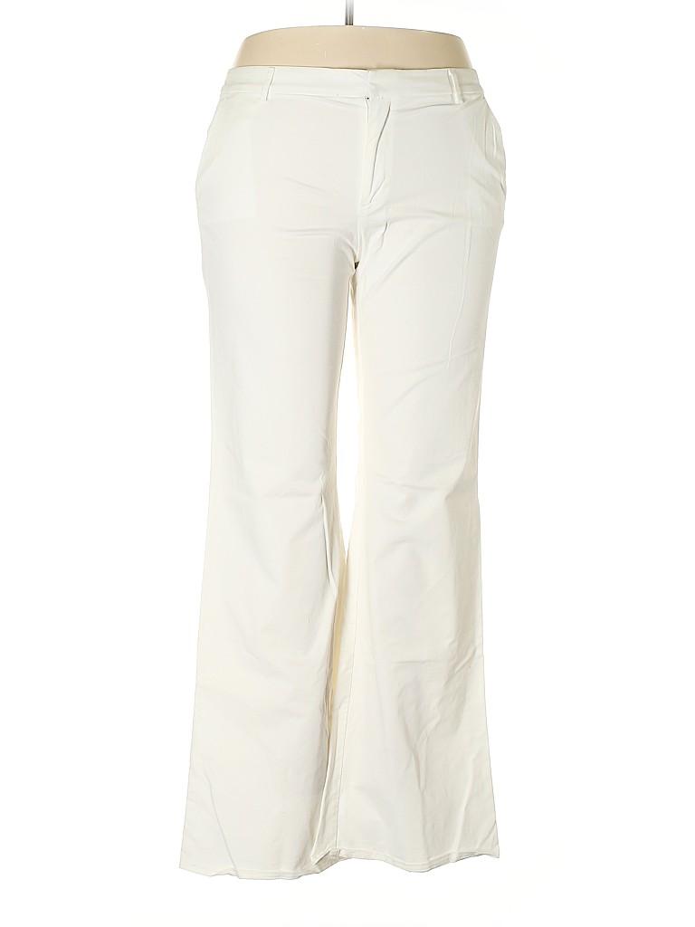 Gap Women Khakis Size 18 (Plus)