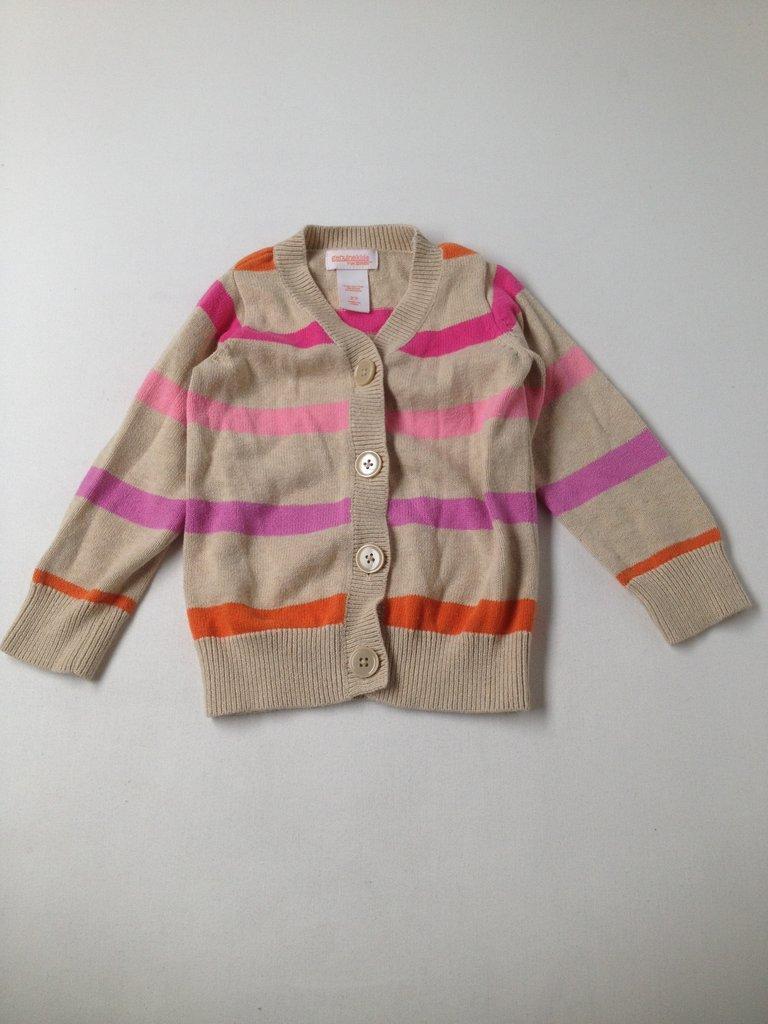 Genuine Kids from Oshkosh Girls Pullover Sweater Size 2T