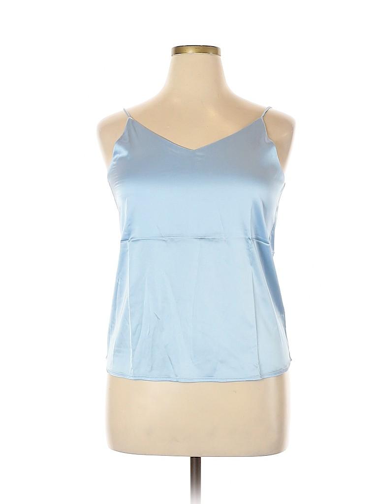 Unbranded Women Sleeveless Blouse Size 3X (Plus)
