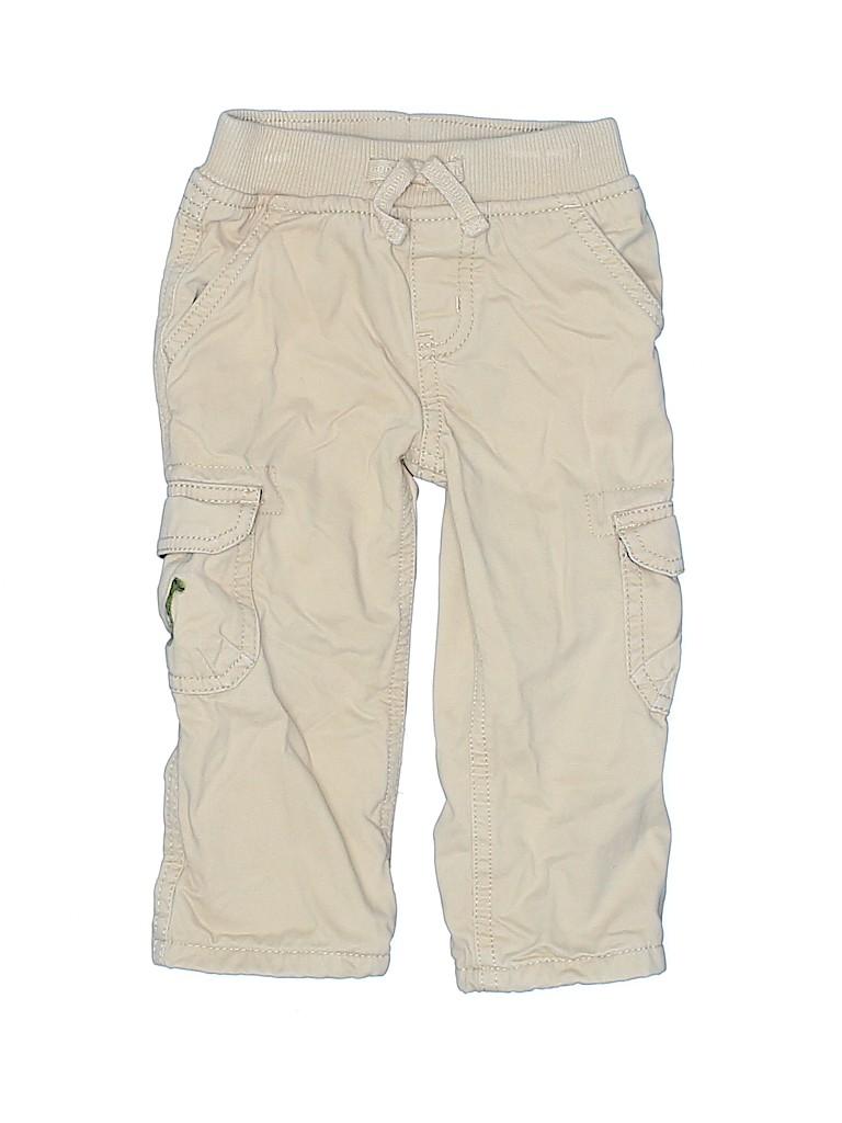 Gymboree Boys Cargo Pants Size 12-18 mo