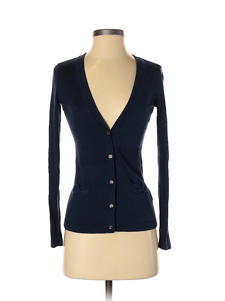 Lilly Pulitzer Women Silk Cardigan Size XS