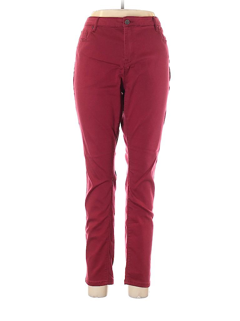 Joe Boxer Women Jeans Size 17