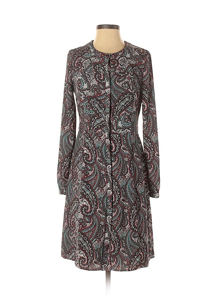 La Via 18 Women Casual Dress Size 40 (IT)