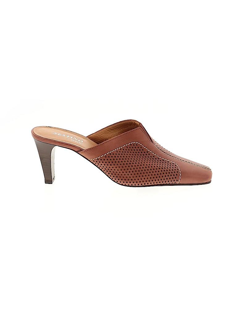Assorted Brands Women Mule/Clog Size 8 1/2