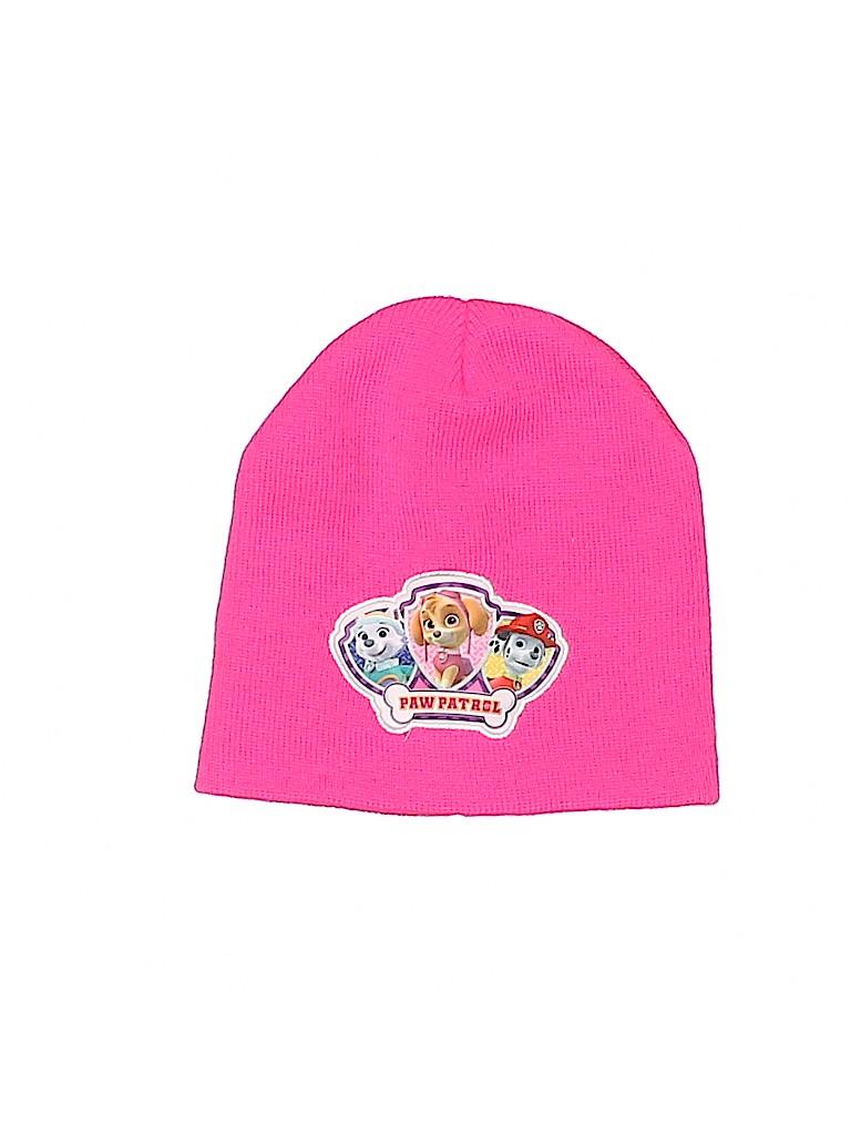 Nickelodeon Girls Beanie One Size (Tots)
