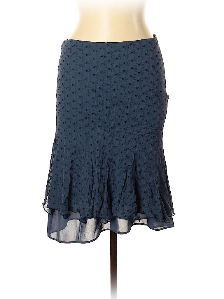 Express Women Silk Skirt Size 11