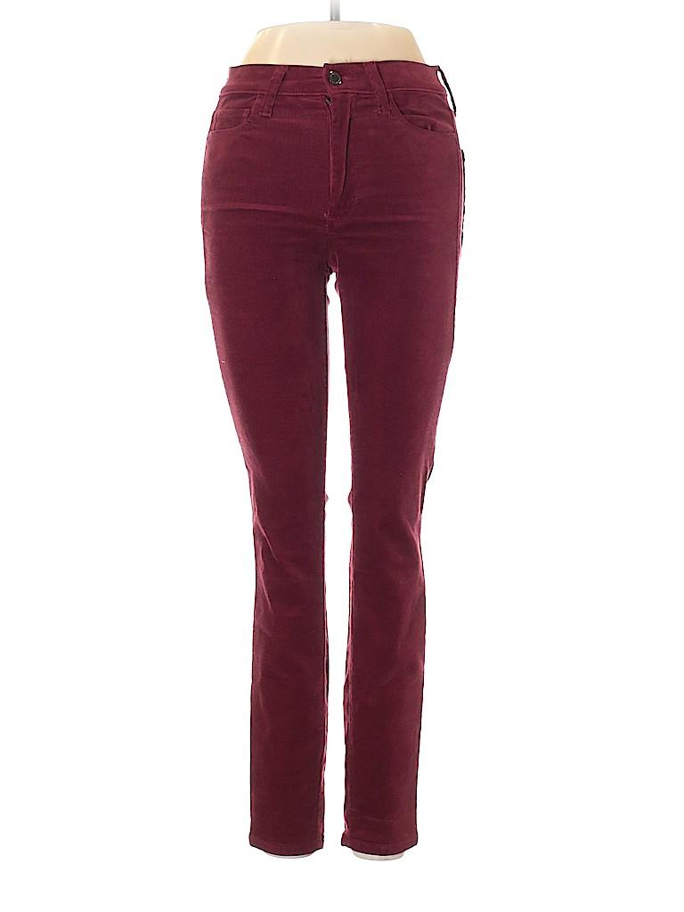 Gap Women Velour Pants 24 Waist