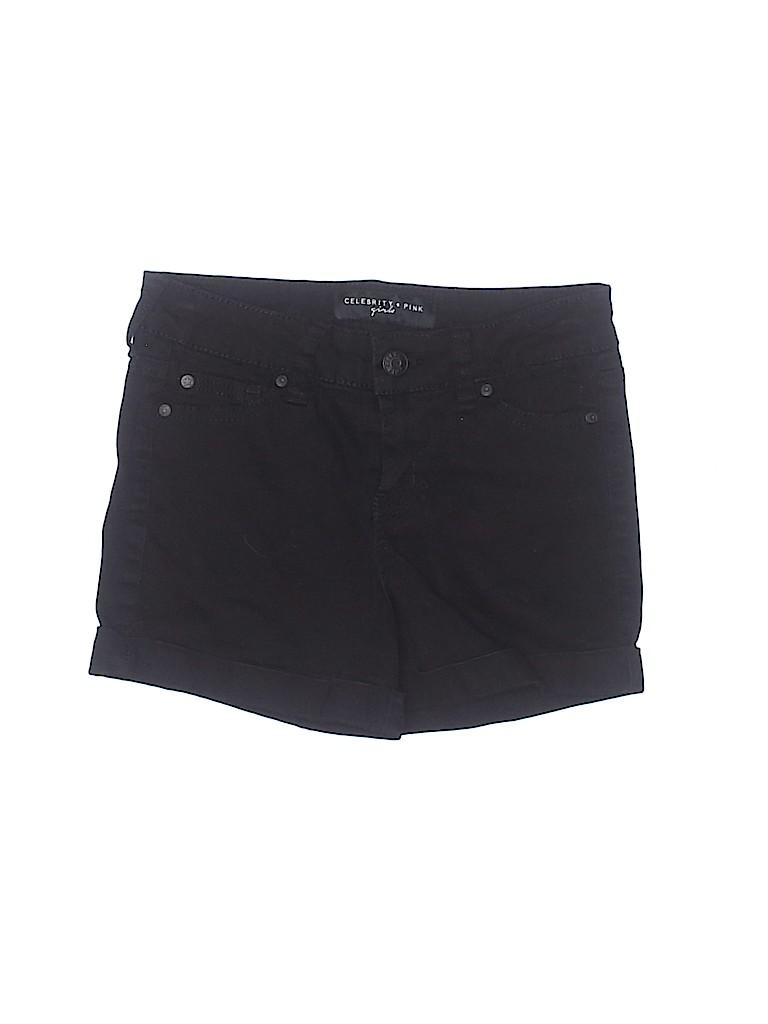 Celebrity Pink girls Girls Denim Shorts Size 10