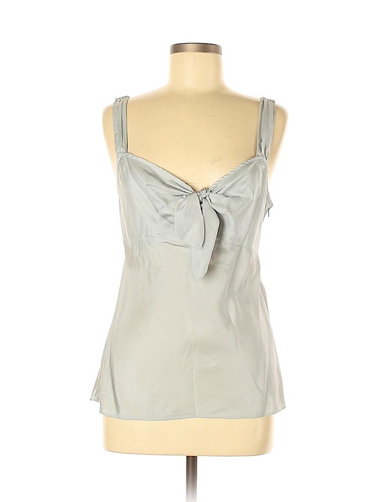 J. Crew Women Sleeveless Silk Top Size 8